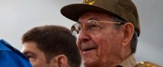 """Fidel Casto morto, l'annuncio ufficiale del fratello presidente Raul: """"Hasta la victoria siempre"""" (video)"""