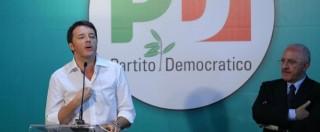 """Impresentabili, Renzi vs Bindi: """"Antimafia per regolare conti Pd"""". Lei: """"Falso"""""""
