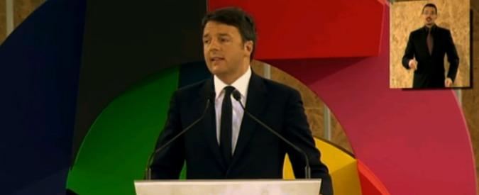"""Expo 2015, Renzi all'inaugurazione: """"Sei mesi per vincere la scommessa"""""""