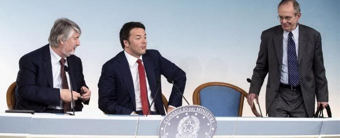 """Buco pensioni, Renzi: """"Chi votò norma attacca, è il colmo. Ora bonus Poletti"""""""