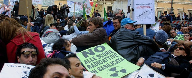 Scorie nucleari: vergogna per la politica, minaccia per la sicurezza pubblica