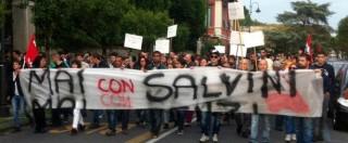 """Salvini, Renzi: """"No a aggressioni"""". La Lega: """"Basta tweet, ora azioni concrete"""""""