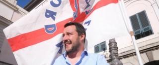 """Salvini: """"Raderemo al suolo i campi"""". Marino: """"Si eviti trappola razzismo"""""""