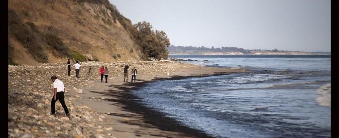 California, nuova marea nera a Santa Barbara. La lezione è sempre la stessa