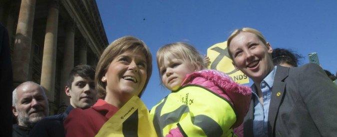 Scozia, il trionfo dei nazionalisti sull'onda lunga del referendum perduto