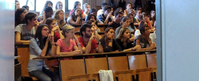 Scuola, 80% dei liceali va all'Università ma solo 11% dei professionali ci arriva