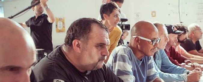 """Pescara, il film con attori senzatetto: """"In ballo c'è molto di più del nostro lavoro"""""""