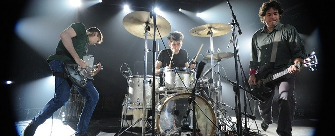 Steve Albini, guru del rock indipendente americano, torna in Italia con i suoi Shellac