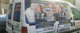 """Regionali 2015 – Panini per tutti i palati e """"Noi con Salvini"""", """"pescatori di pace"""" con la Moretti: manifesti per le elezioni"""