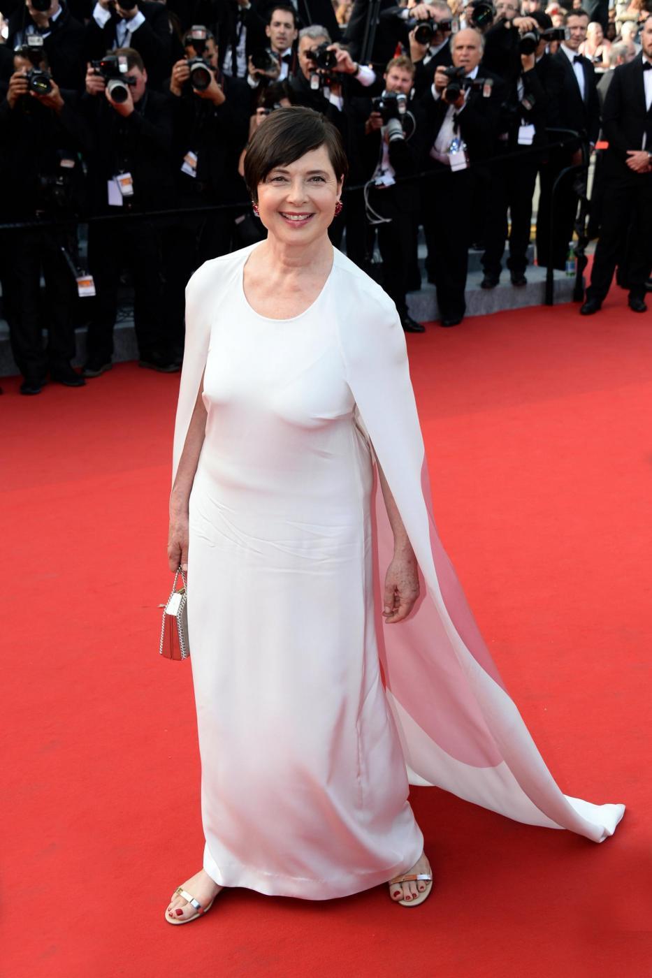 Cannes, Cerimonia di inaugurazione e prima del film 'La Tete Haute'