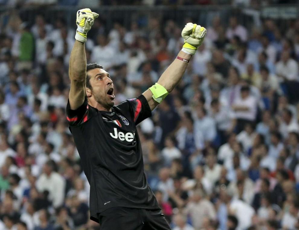 Real Madrid Juventus 1 1 Foto E Video Morata Risponde A