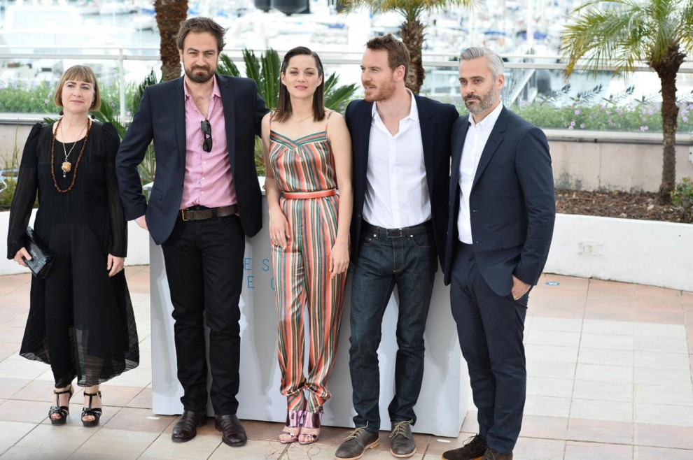 "68mo Festival del cinema di Cannes – Photocall del film ""Macbeth"""