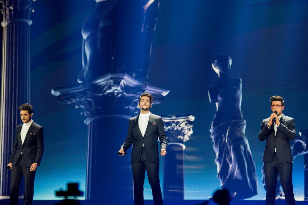 Finale dell'Eurovision song contest 2015