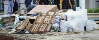 Expo 2015, il giorno dell'apertura ancora lavori incompiuti e anche spazzatura