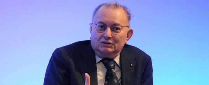 Grecia, Squinzi: 'Demoralizzante che Italia non sia invitata ai vertici che contano'