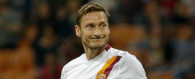 """Francesco Totti forse ci ripensa: """"E' davvero finita il 28 maggio? Non lo so"""""""