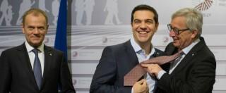 """Grecia, Tsipras: """"Vicini a accordo con i creditori"""". Usa: """"Risolvere la situazione"""""""