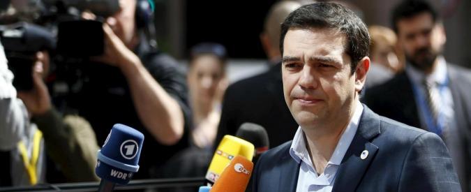"""Grecia, Atene presenta bozza di intesa: """"Ora la decisione spetta ai leader Ue"""""""