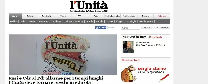 L'Unità, Veneziani indagato passa la palla a Pessina habituè dei conti all'estero