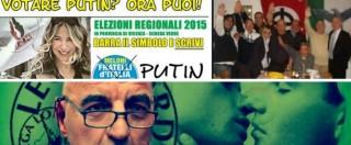 Regionali Veneto, gaffe e professionisti della carega: è la patria del trasformismo