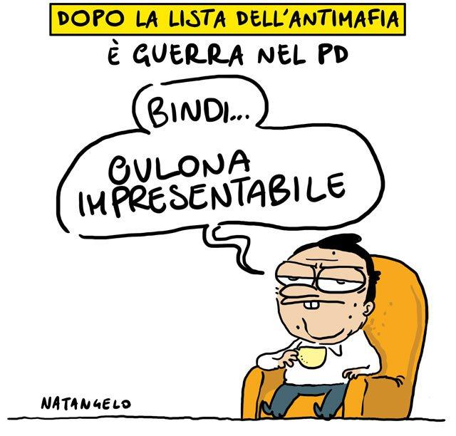 Berlusconi reprise