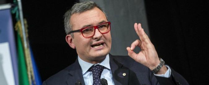 """Denis Verdini, il viceministro Zanetti: """"Meglio lui che Alfano, la sinistra Pd vuole solo ricattare"""""""