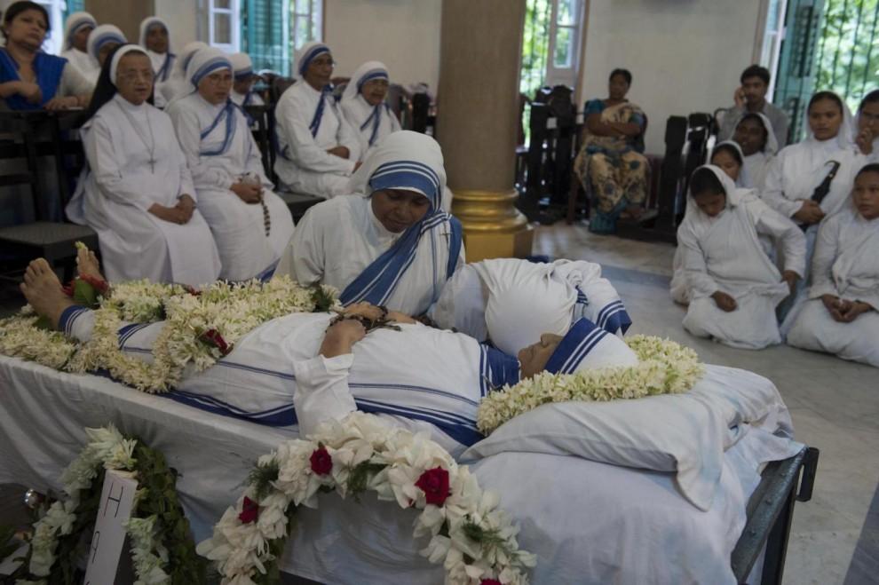 suor nirmala joshi morta l erede di madre teresa di