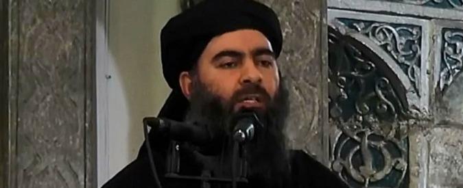 """Isis, Iraq: """"Colpito il convoglio di Al Baghdadi"""". Al Arabya: """"Ma il Califfo nero non è tra le vittime"""""""