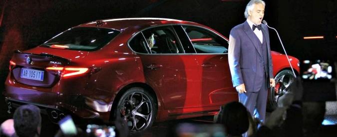 L'Alfa Romeo Giulia è bella o no?