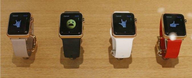 Apple Watch, in uscita in Italia: prezzi da 419 a 16.400 euro. Versioni e dimensioni