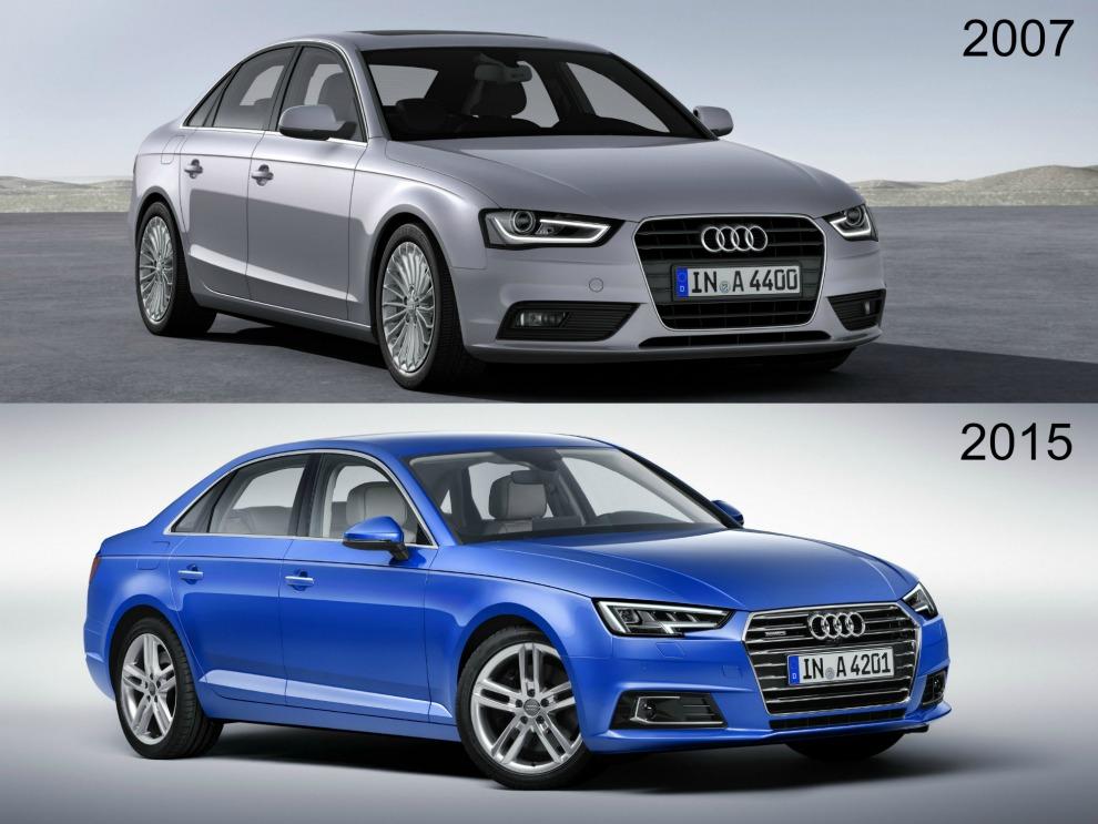 Audi A4 2007-2015