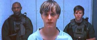 """Usa, il killer della strage di Charleston: """"Volevo la guerra razziale"""". Rischia il boia"""
