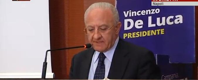 Regionali 2015, la conferenza stampa di Giovanni Toti. La diretta