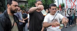 """Grecia, bancomat """"razionati"""" e istituti chiusi: le reazioni dei cittadini (FOTO)"""