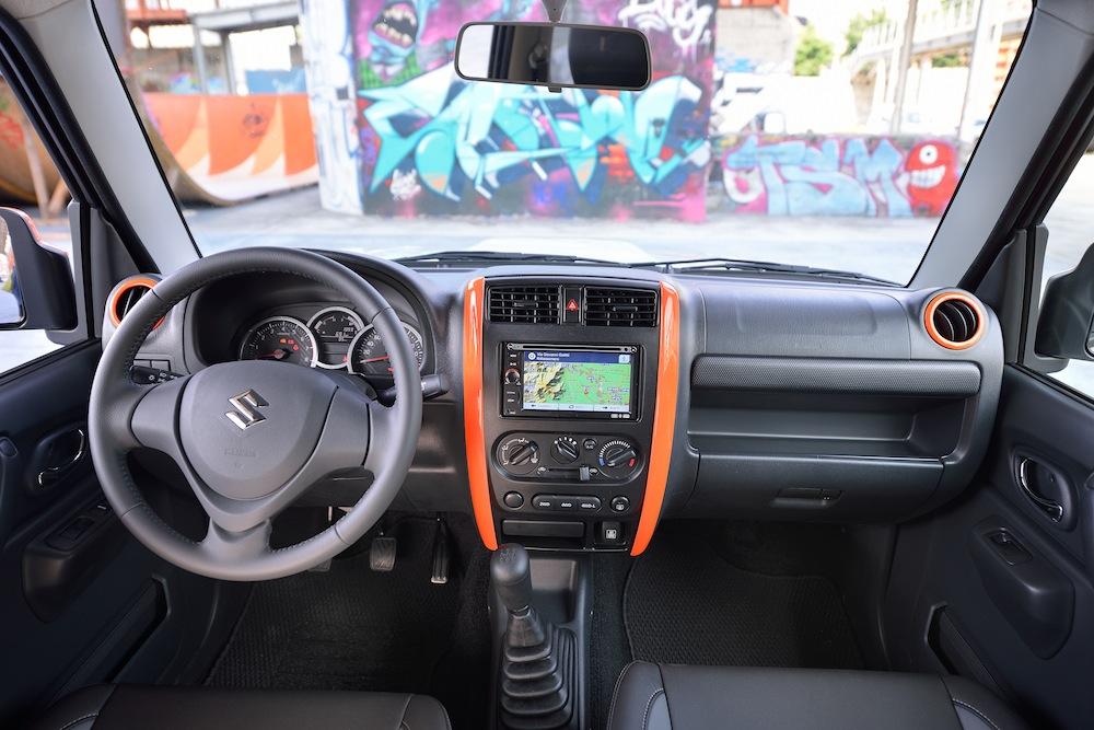 Suzuki Jimny Street