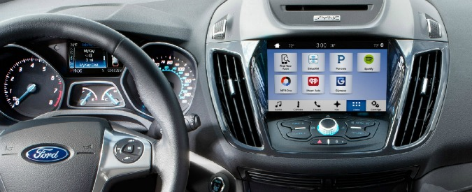 "Apple, Google? No, Ford e Toyota insieme per connettività auto-smartphone ""open"""