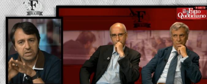 """FattoTv, """"Il potere di conoscere il potere"""": scopri Fq Insider. Rivedi la presentazione"""