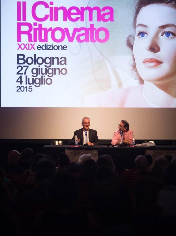 """Pellicola 35mm vs digitale, Fremaux: """"Ci vogliono nuove regole"""". Palmarès anti-italiano? """"Chiedetelo ai fratelli Coen"""""""