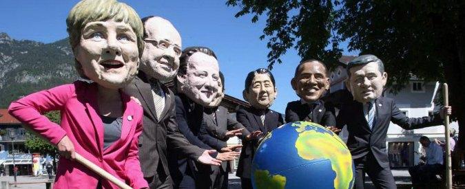 G7, grandi in Germania: sul tavolo Grecia, crisi ucraina e cambiamento climatico