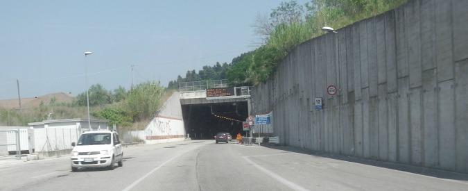 Pescara, decine di milioni di euro per il tunnel del 2007. Ma infiltrazioni restano