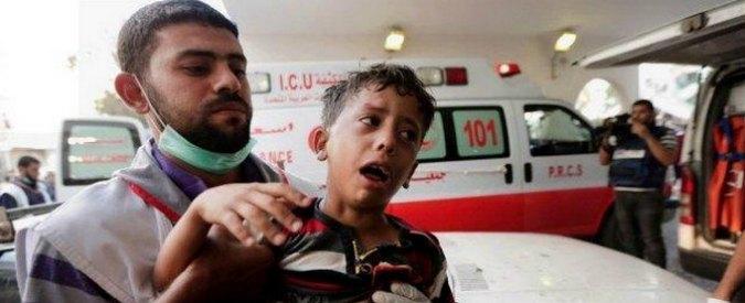 "Gaza, Onu: ""Crimini di guerra da Israele e Hamas. Raid indiscriminati sui civili"""