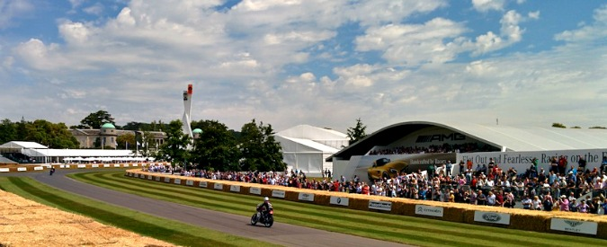 Goodwood Festival of Speed 2015, il paradiso dei motori esiste davvero – FOTO