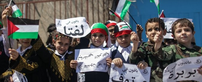 Israele-Palestina, l'incontro per la pace senza i diretti interessati