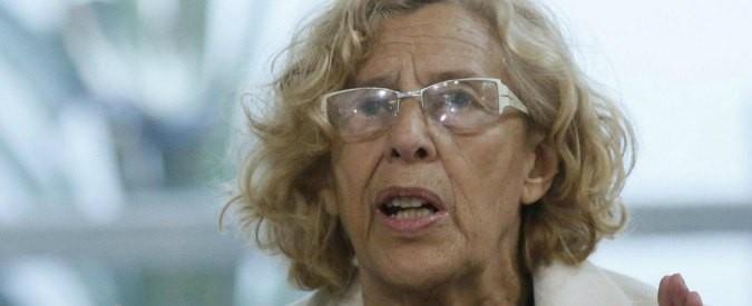 Podemos, la difficile sfida del nuovo sindaco di Madrid