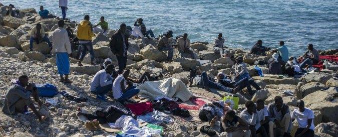 Migranti, #VergognatiEuropa se fai la guerra a chi fugge dalle guerre