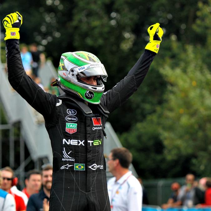 Formula E, Nelson Piquet Jr è il primo vincitore del campionato per elettriche