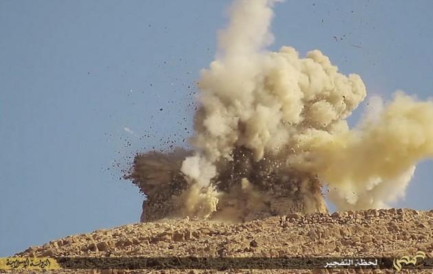 Palmira distruzione 3