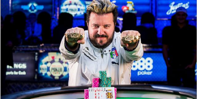 Max Pescatori, le sue imprese dimostrano che il poker non è un gioco d'azzardo