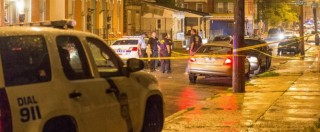 Usa, dopo Charleston sparatorie a Detroit e Philadelphia: un morto e 16 feriti