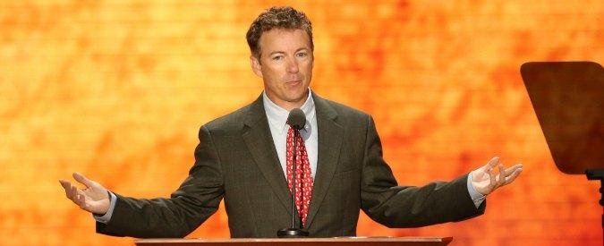 Elezioni Usa 2016, Rand Paul blocca la Nsa e si lancia alle primarie repubblicane